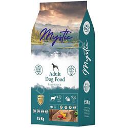 Mystic - Mystic Düşük Tahıllı Kuzu Etli Yetişkin Köpek Maması 15 Kg