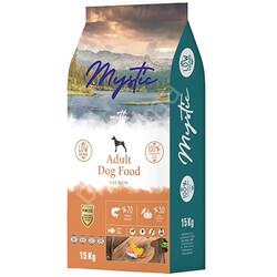 Mystic - Mystic Düşük Tahıllı Somonlu Yetişkin Köpek Maması 15 Kg