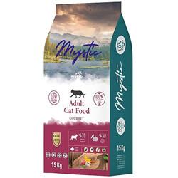 Mystic - Mystic Gourmet Düşük Tahıllı Yetişkin Kedi Maması 15 Kg