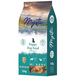 Mystic - Mystic Puppy Düşük Tahıllı Kuzu Etli Yavru Köpek Maması 15 Kg