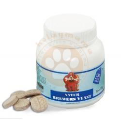 Natur - Natur Brewers Yeast Köpek İçin Sarımsaklı Maya Tableti (150 Adet)