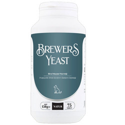 Natur - Natur Brewers Yeast Sarımsaklı Maya Tableti (75 Büyük Tablet)