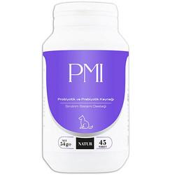Natur - Natur PMI Probiotic Sindirim Sağlığı Köpek Besin Takviyesi 45 Tablet