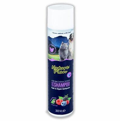 Nature Plan 3302 Orman Meyveli Kokulu Kedi ve Köpek Şampuanı 300 ML