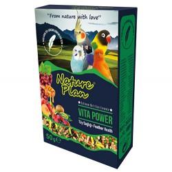 Nature Plan - Nature Plan Vita Power Tüy Sağlığı Desteği Yem Katkısı 50 Gr