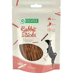 Natures Protection - Natures Protection Rabbit Tavşanlı Sticks Köpek Ödülü 80 Gr