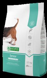 Natures Protection - Natures Protection Senior +7 Yaşlı Köpek Maması 12 Kg+10 Adet Temizlik Mendili