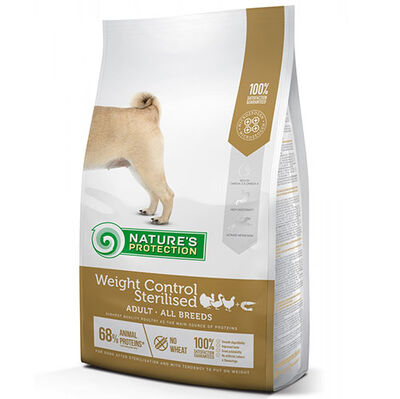 Natures Protection Weight Control Sterilised Düşük Kalori Kısırlaştırılmış Köpek Maması 12 Kg