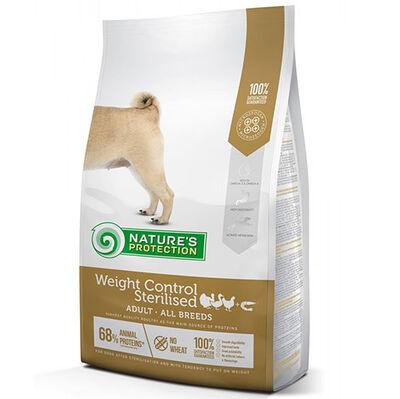 Natures Protection Weight Control Sterilised Düşük Kalori Kısırlaştırılmış Köpek Maması 4 Kg