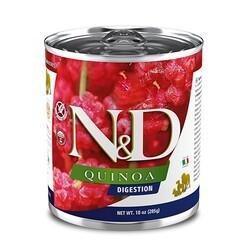 N&D (Naturel&Delicious) - ND 2611 Quinoa Digestion Hassas Sindirim Kinoa, Kuzu, Enginarlı Köpek Konservesi 285 Gr
