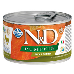 N&D (Naturel&Delicious) - N&D Balkabaklı ve Ördek Etli Köpek Konservesi 285 Gr