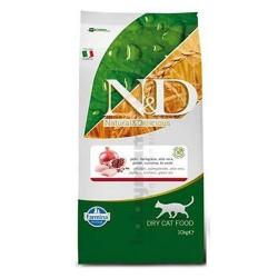 N&D (Naturel&Delicious) - ND Tahılsız Kitten Tavuk Nar Yavru Kedi Maması 10 Kg+10 Adet Temizlik Menidili