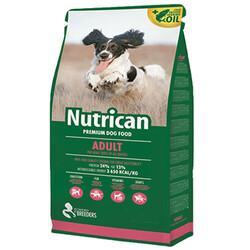 Nutrican - Nutrican Adult Chicken Tavuk Etli Köpek Maması 3 Kg
