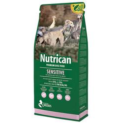 Nutrican - Nutrican Sensitive Balıklı Hassas Köpek Maması 15 Kg + 2 Kg ( Toplam 17 Kg )