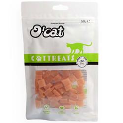OCat - O'Cat Tavuk Etli Parçacıklar Kedi Ödülü 50 Gr