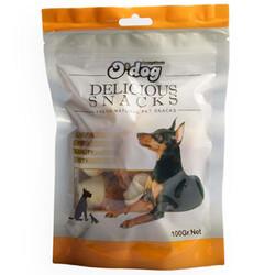 ODog - O'Dog Tavuklu Sargılı Kemik Köpek Ödülü 100 Gr