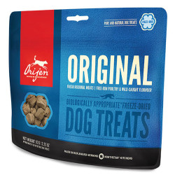 Orijen - Orijen Original Freeze-Dried Tavuk ve Hindi Köpek Ödülü 92 Gr