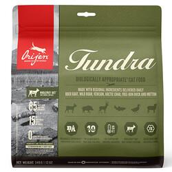 Orijen - Orijen Tundra Etli Tahılsız Yetişkin Kedi Maması 340 Gr