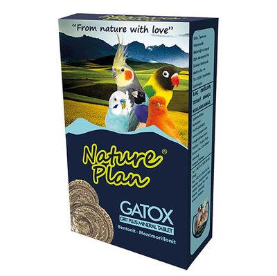 Oripet Nature Plan 3017 Gatox Grit Plus Mineral Tablet 35 Gr
