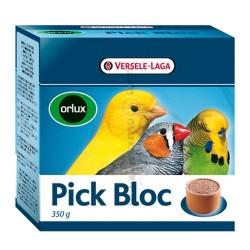 Versele-Laga - Orlux Pick Tüm Kuşlar İçin Kemirme Blok Taş 350 Gr