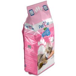 PatiCat - PatiCat Bebek Pudralı Doğal Kalın Taneli Kedi Kumu 10 Lt