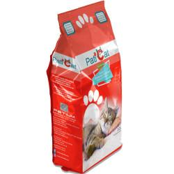 PatiCat - PatiCat Naturel Kokusuz Kalın Taneli Kedi Kumu 10 Lt