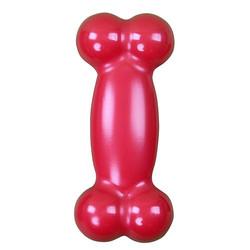Pawise - Pawise 14136 Sert Plastik Kemik Köpek Oyuncağı Small 13 x 3 x 2 Cm