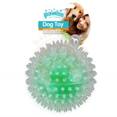 Pawise 14551 Kauçuk Işıklı Köpek Oyuncağı 10 Cm