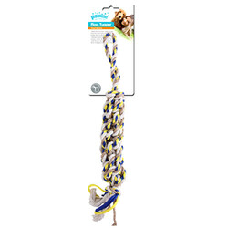 Pawise - Pawise 14854 Floss Tugger İp Çubuk Köpek Oyuncağı