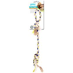 Pawise - Pawise 14856 Floss Tugger İp Köpek Oyuncağı