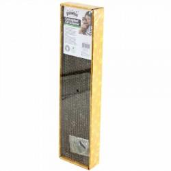 Pawise - Pawise 28495 Catnip (Kedi Otlu) Karton Kedi Tırmalama 48 x 12,5 cm