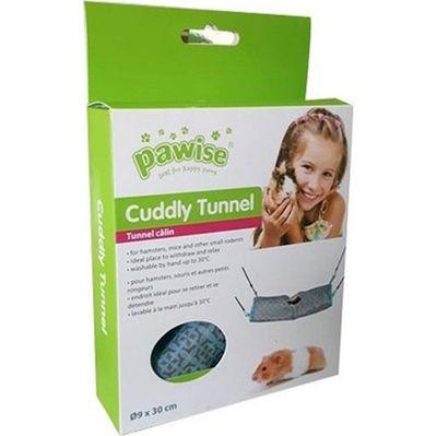Pawise 39258 Kumaş Kafese Asılabilir Hamster Tüneli 9 x 30 Cm