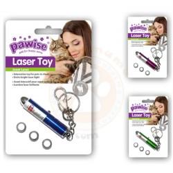 Pawise - Pawise 28041 Lazer Renkli Kedi Oyuncağı (3 Adet Pil)