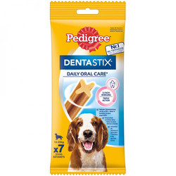 Pedigree - Pedigree Dentastix Medium Köpek Ödülü 180 Gr