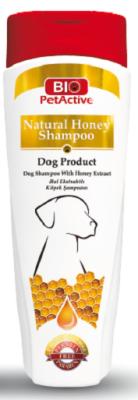 Bio Pet Active Bal ve Buğday Özlü Köpek Şampuanı 400 ML