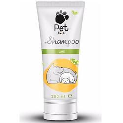 Pet Love - Pet Love Kedi ve Köpek Misket Limon Kokulu Şampuan 250 ML