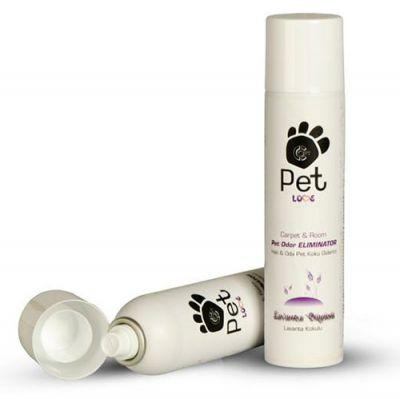 Pet Love Lavanta Kokulu Halı Oda ve Pet Koku Giderici 300 ML