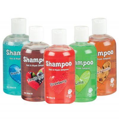 Pet Love Lime Limon Aromalı Kedi ve Köpek Şampuanı 250 ML