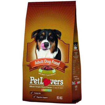 Pet Lovers Bitfekli ve Sebzeli Yetişkin Köpek Maması 15 Kg