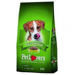 Pet Lovers - Pet Lovers Kuzu Etli ve Sebzeli Yetişkin Köpek Maması 15 Kg