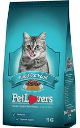 Pet Lovers - Pet Lovers Tavuk Etli Yetişkin Kedi Maması 15 Kg