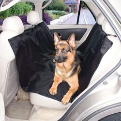 Pet Pretty - Pet Pretty Araba için Koltuk Örtüsü Siyah