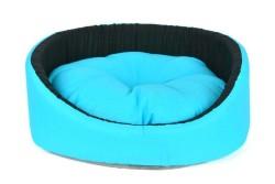 Pet Pretty - Pet Pretty Butterfly Kedi ve Köpek Yatağı Mavi 45 x 15 Cm