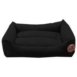 Pet Pretty - Pet Pretty Dış Mekan Kolay Temizlenen Kedi ve Köpek Yatağı (Battal Boy) Siyah