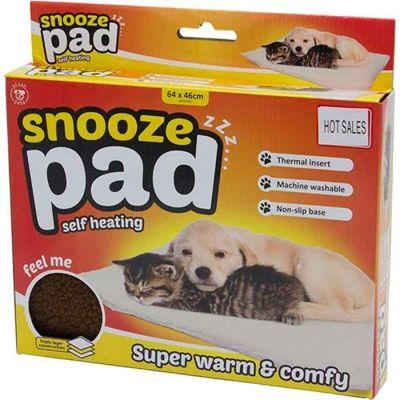 Pet Pretty Snooze Pad Termal Minder 64 x 46 Cm