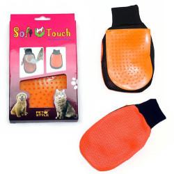 Pet Style - Pet Style Soft Touch Evcil Hayvan Tüy Toplama Eldiveni
