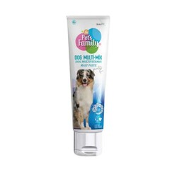 Pets Family - Pets Family Dog Multi - Mix Multivitamin Köpek Macunu 100 Gr