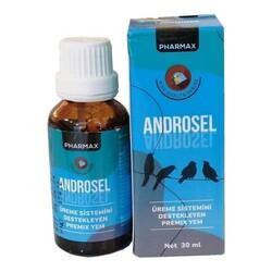 Pharmax - Pharmax Androsel Kuş Üreme Sistemi Desteği 30 ML