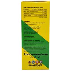 Pharmax Canvit Aminosol Vitamin ve Aminoasit Solüsyonu 30 ML - Thumbnail
