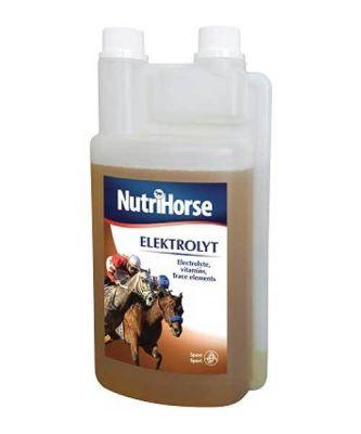 Pharmax Nutri Horse Elektrolyt 1 Lt